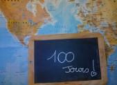 100 Jours ! Bon anniversaire Roro!