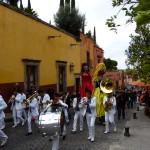 San Miguel de Allende et Guanajuato, Mexique