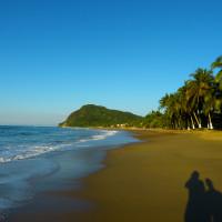 La côte Pacifique, plages et iles cachées