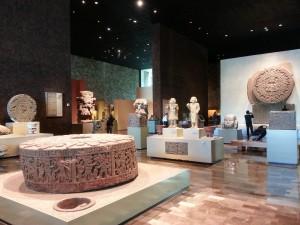 Musée d'anthropolige, Mexico