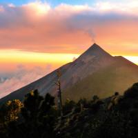 Ascension du volcan Acatenango