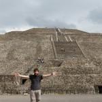 Mexico et Palenque , Mexique