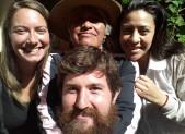 L'hospitalité à l'équatorienne, le plein d'amour SVP !
