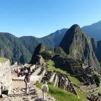 À nous le Machu Picchu!